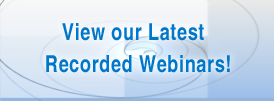 Latest Webinars!