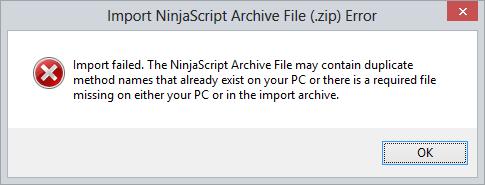 Remove NinjaScript « UppDnn com